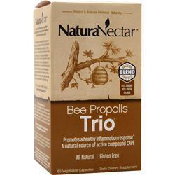 Natura Nectar Bee Propolis Trio 60 vcaps