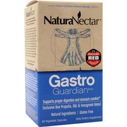 Natura Nectar Gastro Guardian 60 vcaps