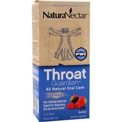 NATURA NECTAR Throat Guardian Bee Berry 1 fl.oz
