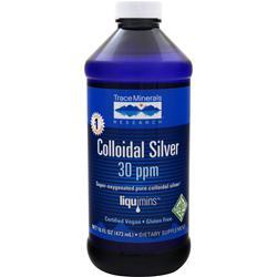 Trace Minerals Research Colloidal Silver 30ppm 16 fl.oz