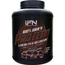 Iforce 100% Whey Protean Chocolate Covered Pretzel 4.3 lbs