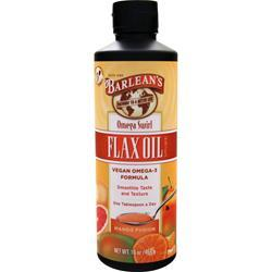 Barlean's Omega Swirl Flax Oil Mango Fusion 16 fl.oz