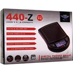 My Weigh 440-Z Digital Scale Black 1 unit