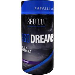 360 Cut Dreams - Sleep Formula 120 caps