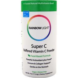 Rainbow Light Super C Powder 4 oz