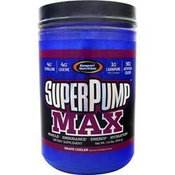 GASPARI NUTRITION SuperPump Max Grape Cooler 1.41 lbs