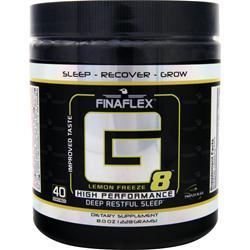 Finaflex G8 Lemon Freeze 8 oz