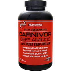 MuscleMeds Carnivor Beef Aminos - Tablets 300 tabs