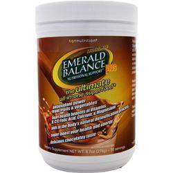 SGN NUTRITION Emerald Balance Plus Chocolate 9.7 oz
