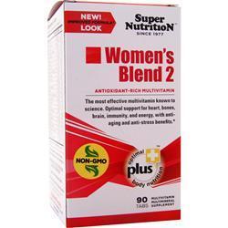 Super Nutrition Women's Blend 2 90 tabs