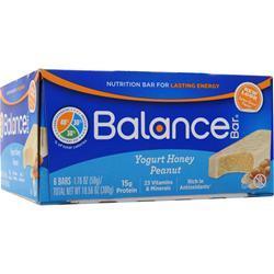 Balance Bar Balance Bar Yogurt Honey Peanut 6 bars