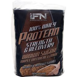 IFORCE 100% Whey Protean Brown Sugar Maple Oatmeal 4.3 lbs