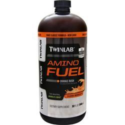 TwinLab Amino Fuel 1000 Mass Orange Rush 32 fl.oz