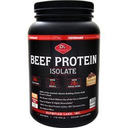 Olympian Labs Beef Protein Chocolate 1 lbs