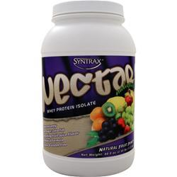 Syntrax Nectar Whey Protein Isolate - Natural Fruit Punch 2.5 lbs