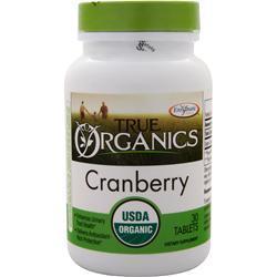 Enzymatic Therapy True Organics - Cranberry 30 caps