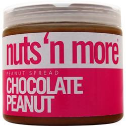 NUTS 'N MORE Chocolate Peanut Butter 1 lbs