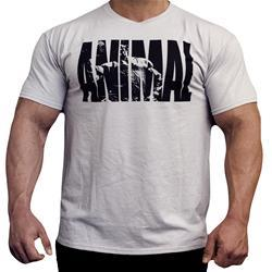 UNIVERSAL NUTRITION Animal T-Shirt Silver - XL 1 shirt