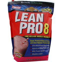 Labrada Lean Pro8 Strawberry Ice Cream 5 lbs