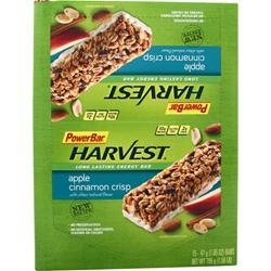 POWERBAR Harvest Bar Double Chocolate Crisp 15 bars