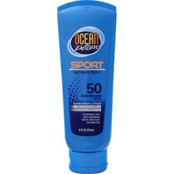 Ocean Potion Wetskin Tech Water Sport Sunblock SPF 50 8 fl.oz