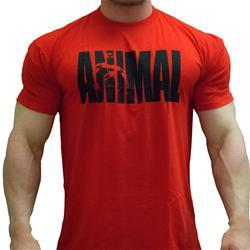 Universal Nutrition Animal T-Shirt Red - XL 1 shirt