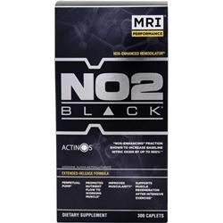 MRI NO2 Black 300 cplts