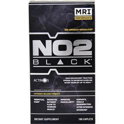 MRI NO2 Black 180 caps