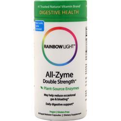 Rainbow Light All-Zyme Double Strength 90 vcaps