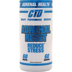 CTD Adrenal Reset 60 tabs