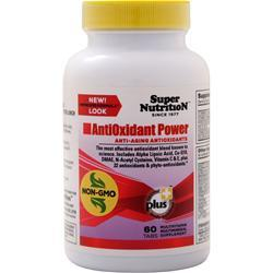 Super Nutrition AntiOxidant Power 60 tabs