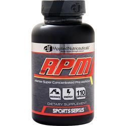 APPLIED NUTRICEUTICALS RPM 110 caps
