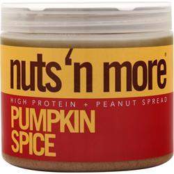 Nuts 'N More Peanut Butter Pumpkin Spice EXPIRES 12/16 1 lbs