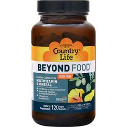 Country Life Maxi-Sorb Beyond Food 120 vcaps