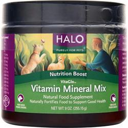 Halo VitaGlo Vitamin Mineral Mix 9 oz