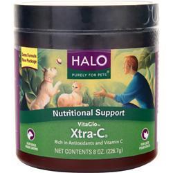 Halo VitaGlo Xtra-C 8 oz