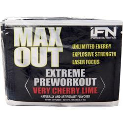 Iforce Max Out Very Cherry Lime EXPIRES 3/18 10 pckts