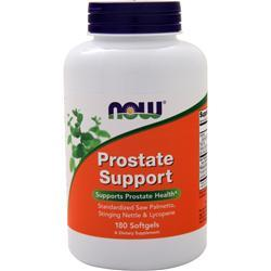 Now Prostate Support 180 sgels