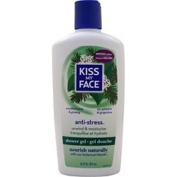 Kiss My Face Bath and Shower Gel Anti-Stress 16 fl.oz