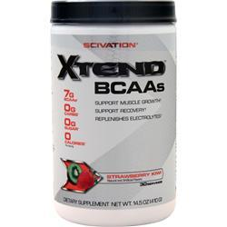 SCIVATION Xtend BCAAs Strawberry Kiwi 410 grams