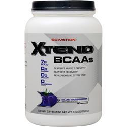 SCIVATION Xtend BCAAs Raspberry Blue 1248 grams