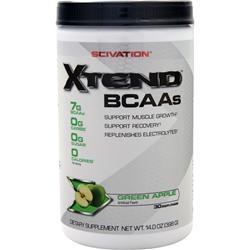Scivation Xtend BCAAs Green Apple Explosion 398 grams