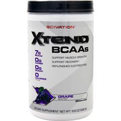 Scivation Xtend BCAAs Grape Escape 392 grams