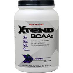 Scivation Xtend BCAAs Grape Escape 1174 grams