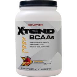 Scivation Xtend BCAAs Mango Nectar 1243 grams