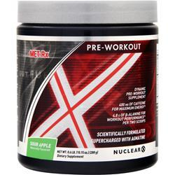 Met-Rx Nuclear - Pre Workout Sour Apple .6 lbs