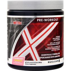 Met-Rx Nuclear - Pre Workout Strawberry Lemonade .6 lbs