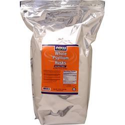 Now Whole Psyllium Husks 10 lbs