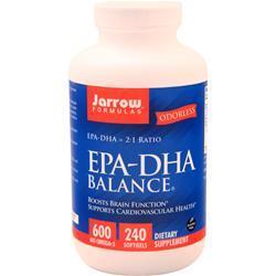 JARROW EPA-DHA Balance 240 sgels