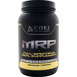 Core Nutritionals Core MRP - Meal Supplement Banana Cream 3 lbs